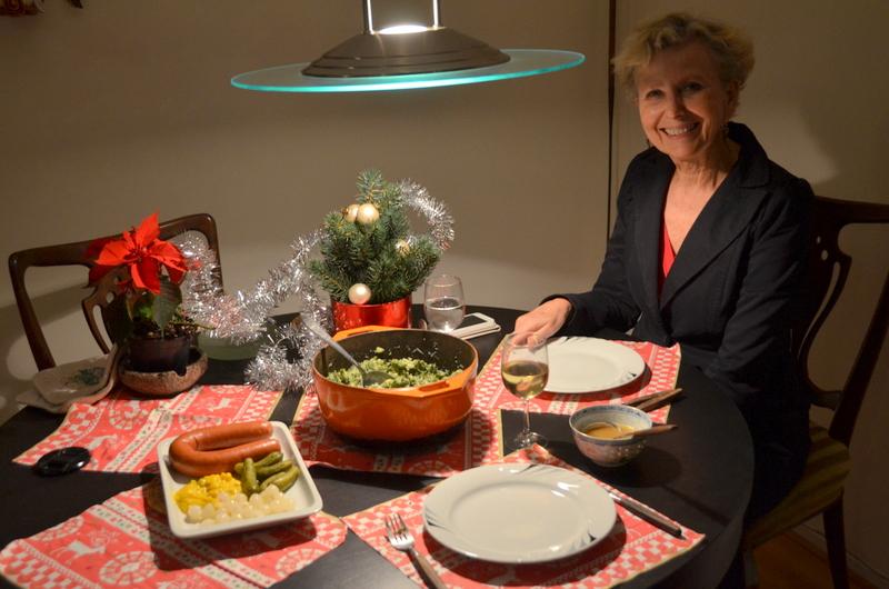 Dinner Yolanda
