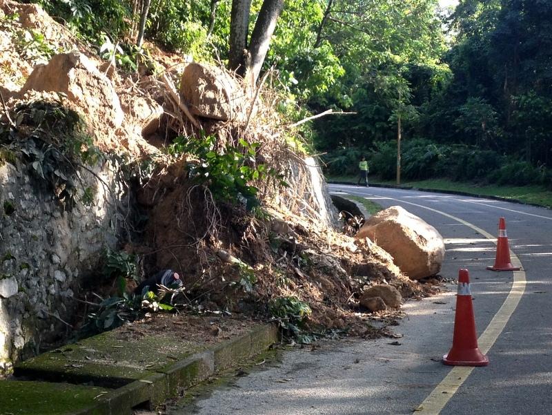 Landslide Kiara