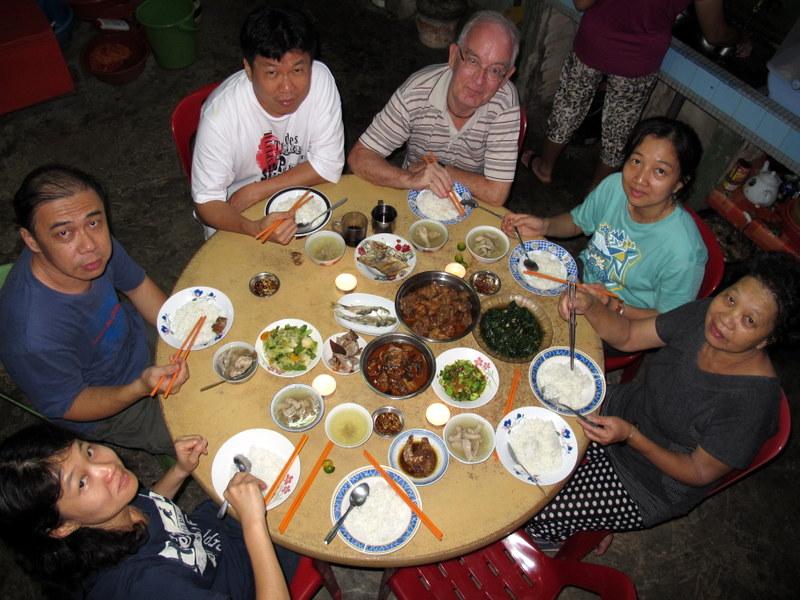 CNY dinner