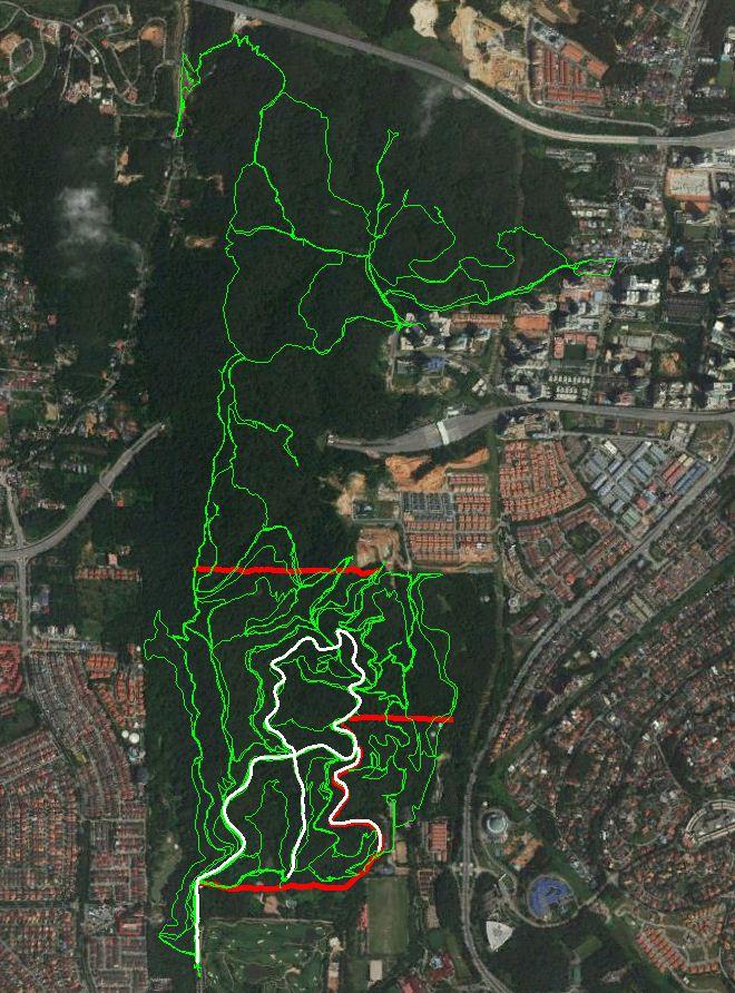 Kiara trails