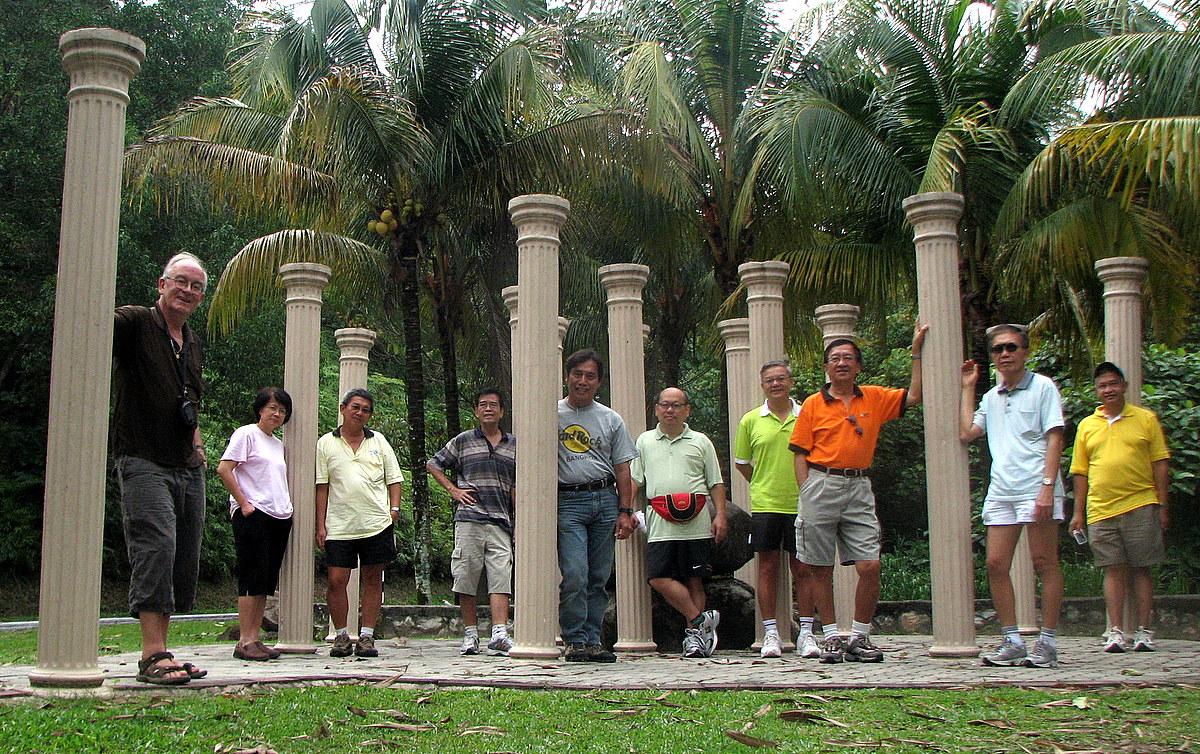 Batu reservoir