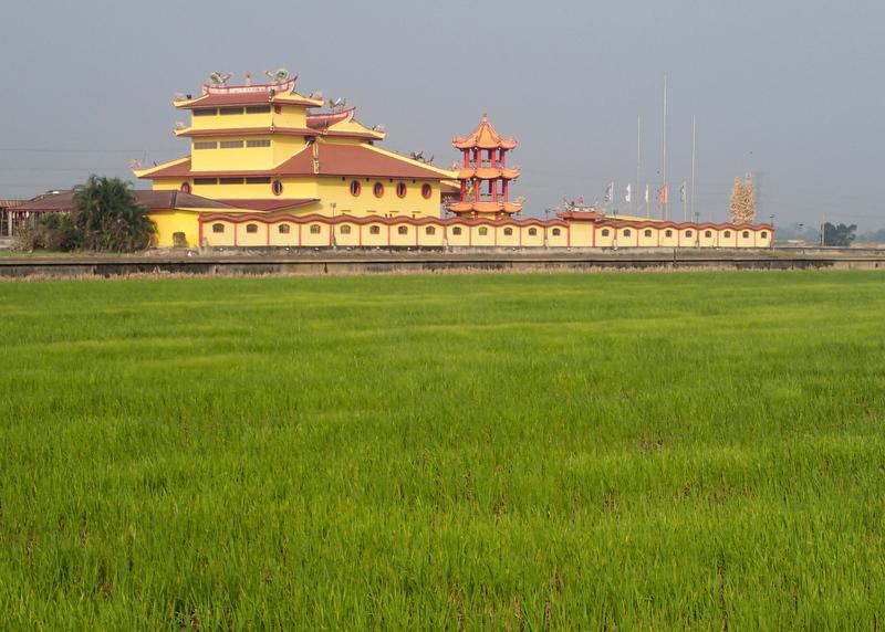 Sekinchan temple