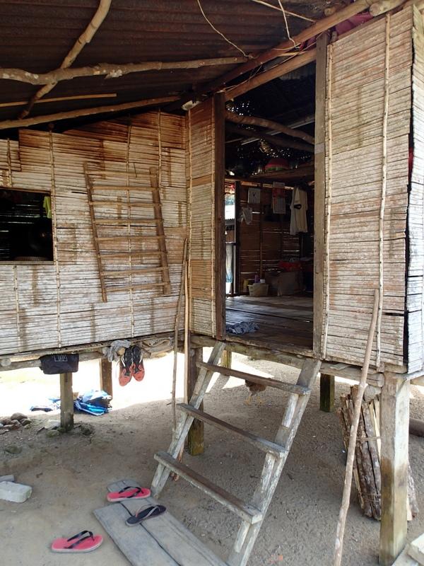 Orang Asli house