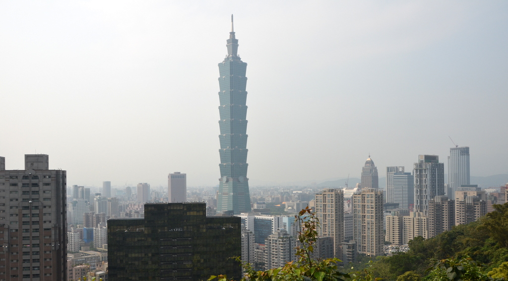 101 tower
