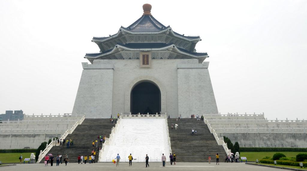 Chang Kai Shek memorial
