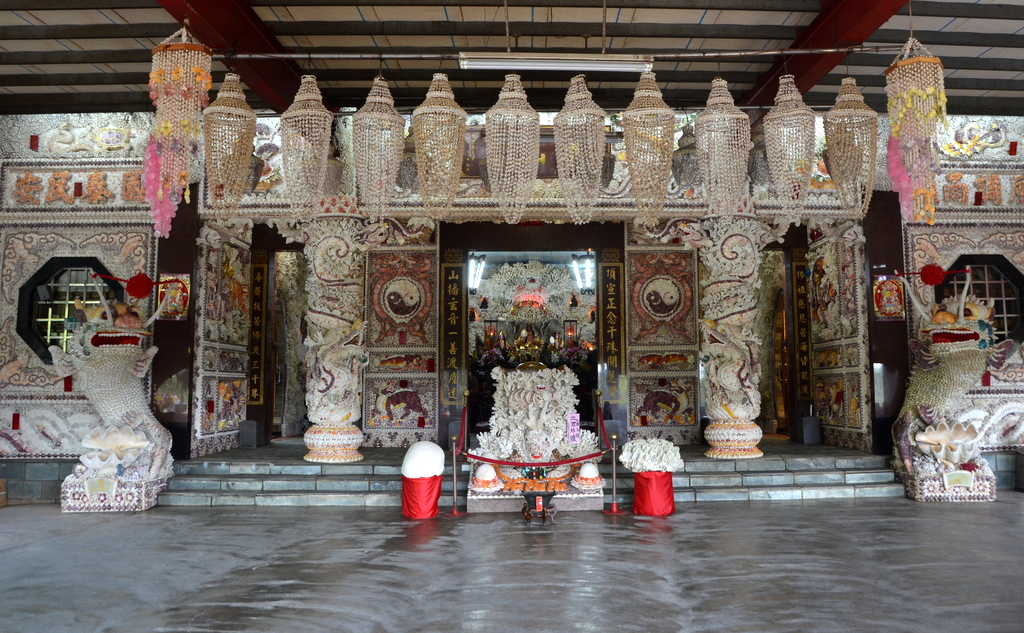 Dingshan Shell Temple