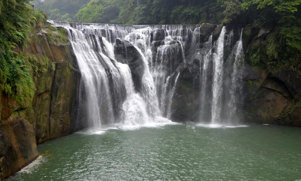 Shifen fall