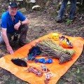 The climbing gear