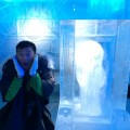 Screaming in the Ice Bar