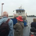 Crossing by ferry