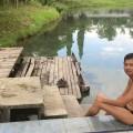 A big pool