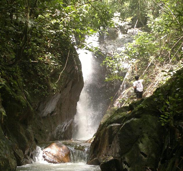 Batangsi Fall