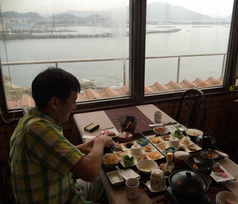 Manpa breakfast