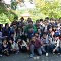 Many school children