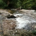 Cascades upstream