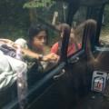 Chadel as a car thief..:-)