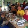 Lunch at Nasi Bamboo