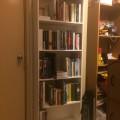 A new bookcase