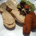 Lunch: Broodje kroket