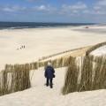 Man-made dunes