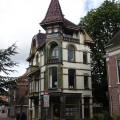 Jugendstil house
