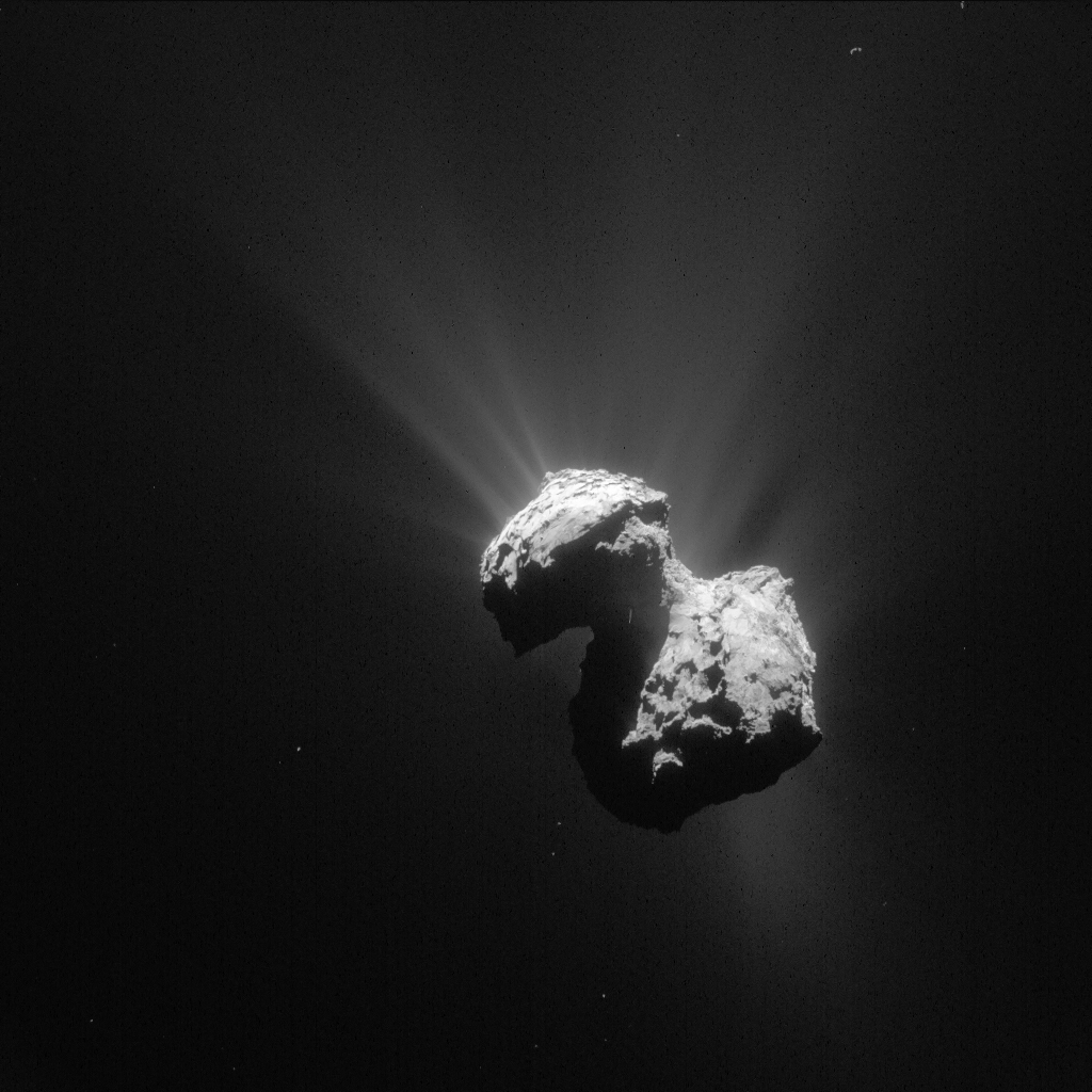 ESA_Rosetta_NAVCAM_20150707_enhanced