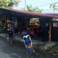 Breakfast stall