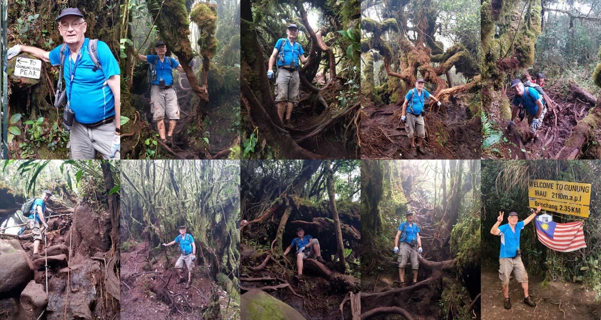 Gunung Irau and me