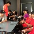 Meeting at Genting Sempah