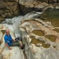 Nice eroded rock
