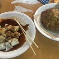 Chee Cheong Fan & Fried Oysters