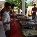 Lots of food