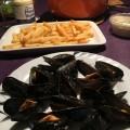 Dutch mussels!