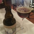 With beer.. :-)