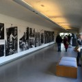 Photo gallery in the museum