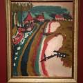 Jan Wiegers, Landschap met Kanaal (1923)