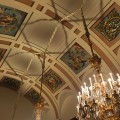 Ceiling with Coats of Arms