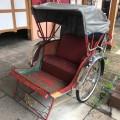 Antique trishaw