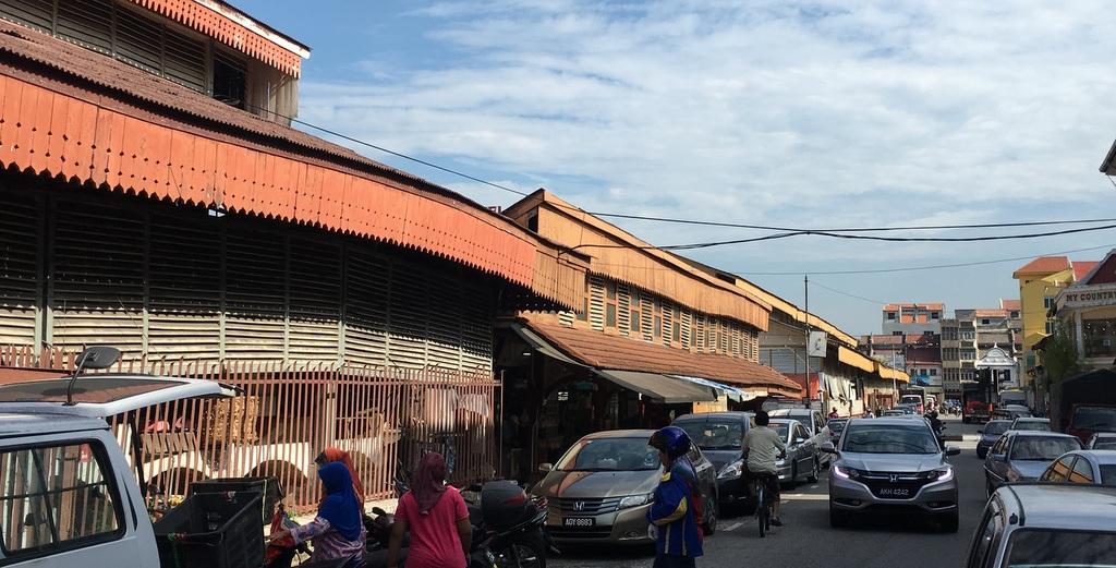 Taiping markets