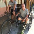 Fahmi, transporting another Dutchman