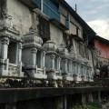 Part of the demolished(?) temple