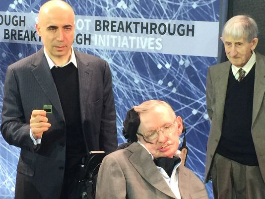 Milner, Hawking and Dyson