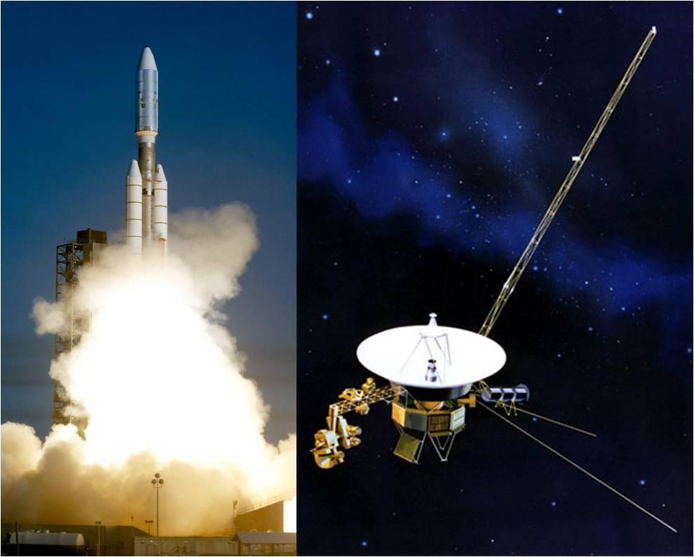 Voyager & Titan